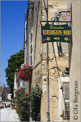 Domaine Rebourgeon-Mure in Pommard, Burgundy.