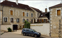 Domaine Fillon, Saint-Bris le Vineux, Burgundy.