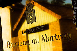 Domaine Bonneau du Martray.