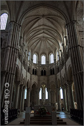 Basilica of St Magdelene, Vézelay.