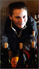 Claire Naudin, Domaine Henri Naudin-Ferrand, Magny-les-Villers